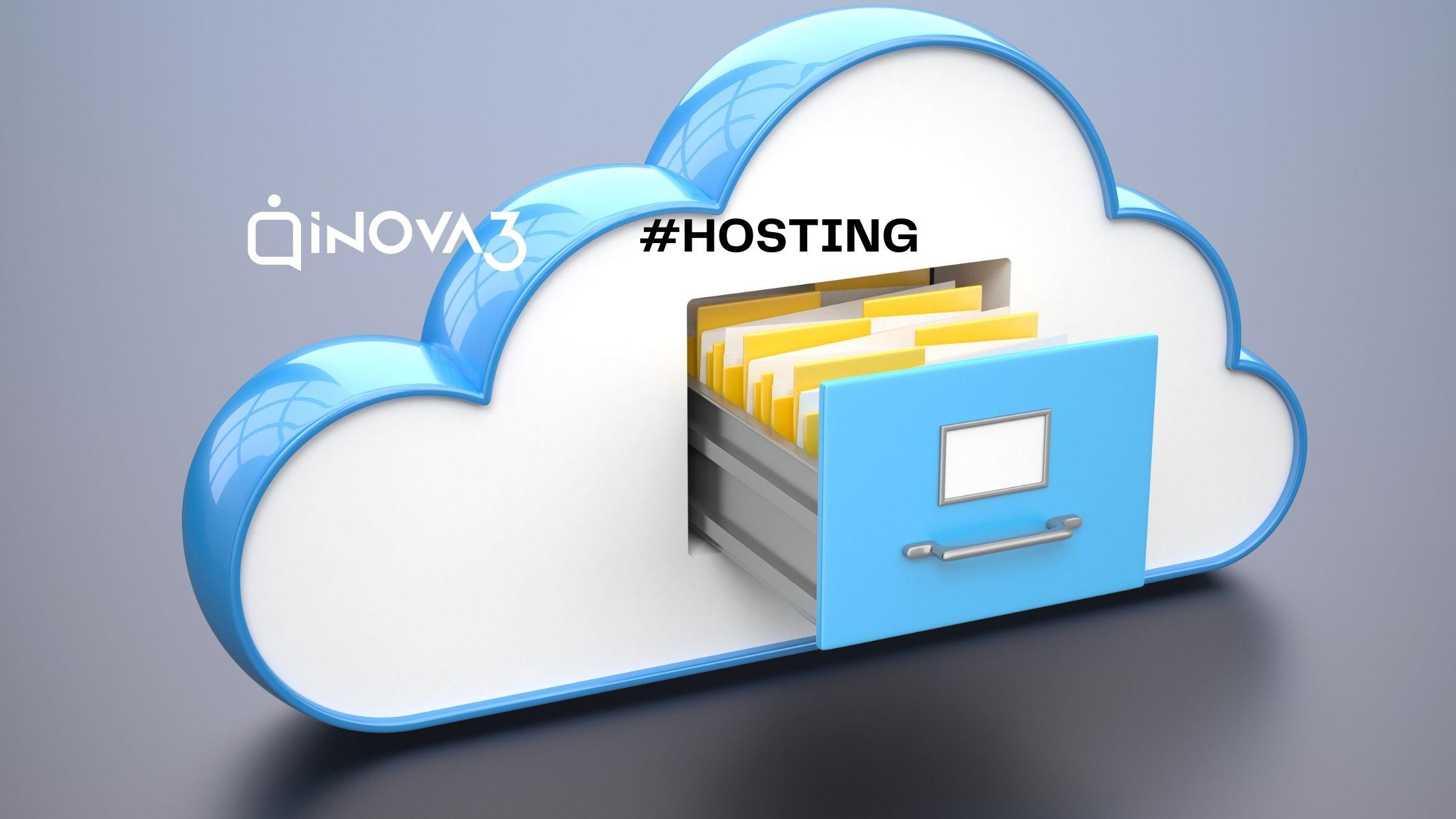 Servicio de hosting INOVA3.net